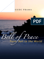E-book Bell of Peace From Bali to the World-1