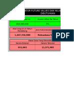 Kalkulator Financial Plan R2.0