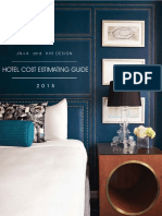 Hotel Cost Estimating Guide 2015