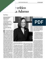 R Adorno - Revista PRL