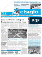 Edicion Impresa El Siglo 17-01-16
