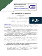 3.- Instrumentación III