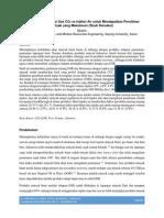 Perbandingan Injeksi Gas CO2 vs Injeksi Air Untuk Mendapatkan Perolehan Minyak Yang Maksimum Studi Simulasi