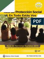 GCABA - Guía de Servicios Sociales 2015