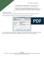 Manual Consulta Dos Bases de Datos de Diferente Servidor