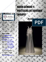 Boletín N° 22 Nodo Género y Políticas de Equidad