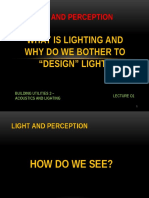 Lighting - Module 2- Lecture 02