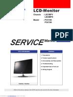 Samsung p2370h Service Manual