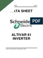 Schneider Altivar 61