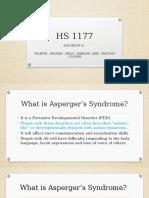 Psychology-Asperger's Syndrome