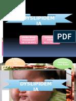 presentasi dislipidemia