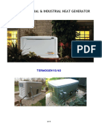 Residential & Industrial Heating