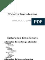 Nódulos Tireoideanos Aula 2