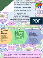 Adecuación Curricular Individualizada