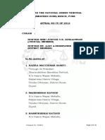 Adani Hazira Port NGT judgement 2016