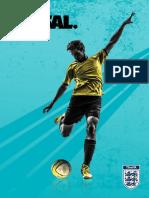 Fa Futsal Benefits Guidance Resource