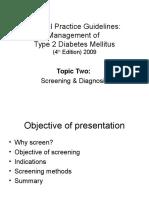 02 Screening & Diagnosis