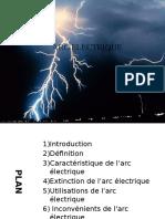 Arc électrique