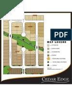 Cedar Edge Plat