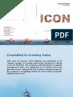 ICON Annual Report