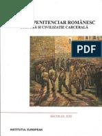 1. Mediul Penitenciar Romanesc. Cultura Si Civilizatie Carcerala