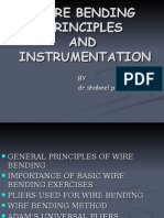 Wire Bending Principles