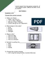 Exam Midterm Sem 2 (Paper 1) Bi