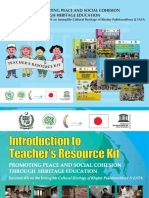 Teachers Resource Kit - Intangible Cultural Heritage of Khyber-Pakhthnkhwa and FATA