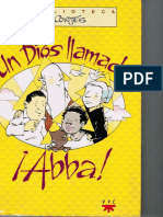 01 Un Dios Llamado Abba Cortés