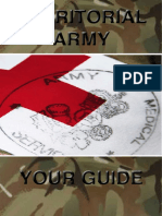 Army Reserve Information Booklet
