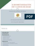 12.Planta de Biometanizacion de La Form y Lodos