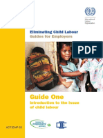 eliminating child labour