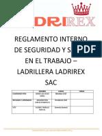 RISST-LADRIREX 2015
