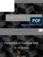 Damper Basics Seminar