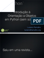Orientação a objeto em Python