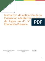 Instructivo para aplicación de Prueba Adaptativa de Inglés 2014- VERSIÓN GINA.doc