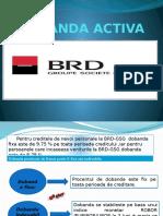 Dobanda Activa PROIECT
