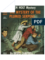 Ken Holt #17 The Mystery of the Plumed Serpent