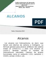 Alcanos ♥