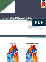STENOSE PULMONAIRE