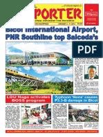 Bikol Reporter January 3 - 9, 2016 Issue
