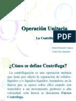 presentación centrifugación Maria Fernanda Campos