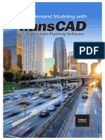 Travel Demand Modeling Brochure