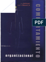 Capitulo 10 Comportamiento Organizacional - 10ma Edicion - Don Hellriegel John W. Slocum - FL