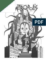 Metropolis. Aventura Para El Rastro de Cthulhu.maquetado