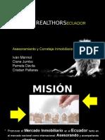 dRealThos Ecuador Inmobiliaria