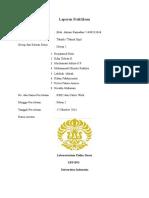 Laporan Praktikum Pekan 2 KR02 - Calori Work