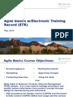 Agile 9.3 Basics W_ETR May 2015