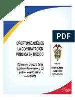 Mexico Contratacion