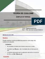 4.3 Teoría Coulomb